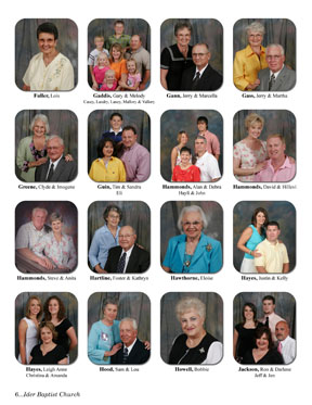 color craft church directories